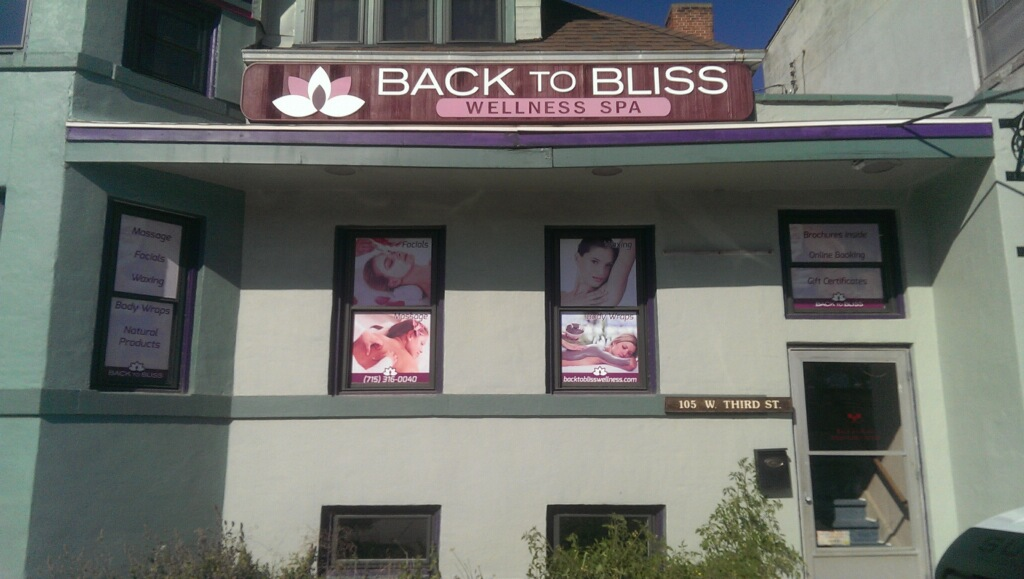 Marshfield Facade Massage Therapy Hours
