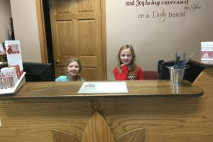 little receptionists